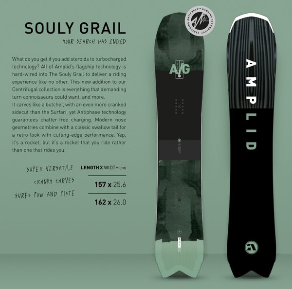 Amplid Souly Grail