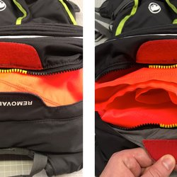 Mammut Removable Airbag System (RAS)