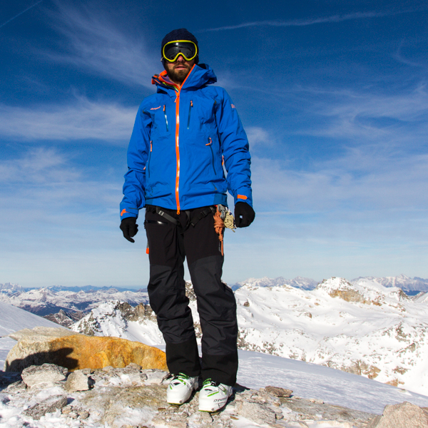 Uvanlig Materialtest | Bergans Storen Jacket und Pants | PowderGuide WS-85