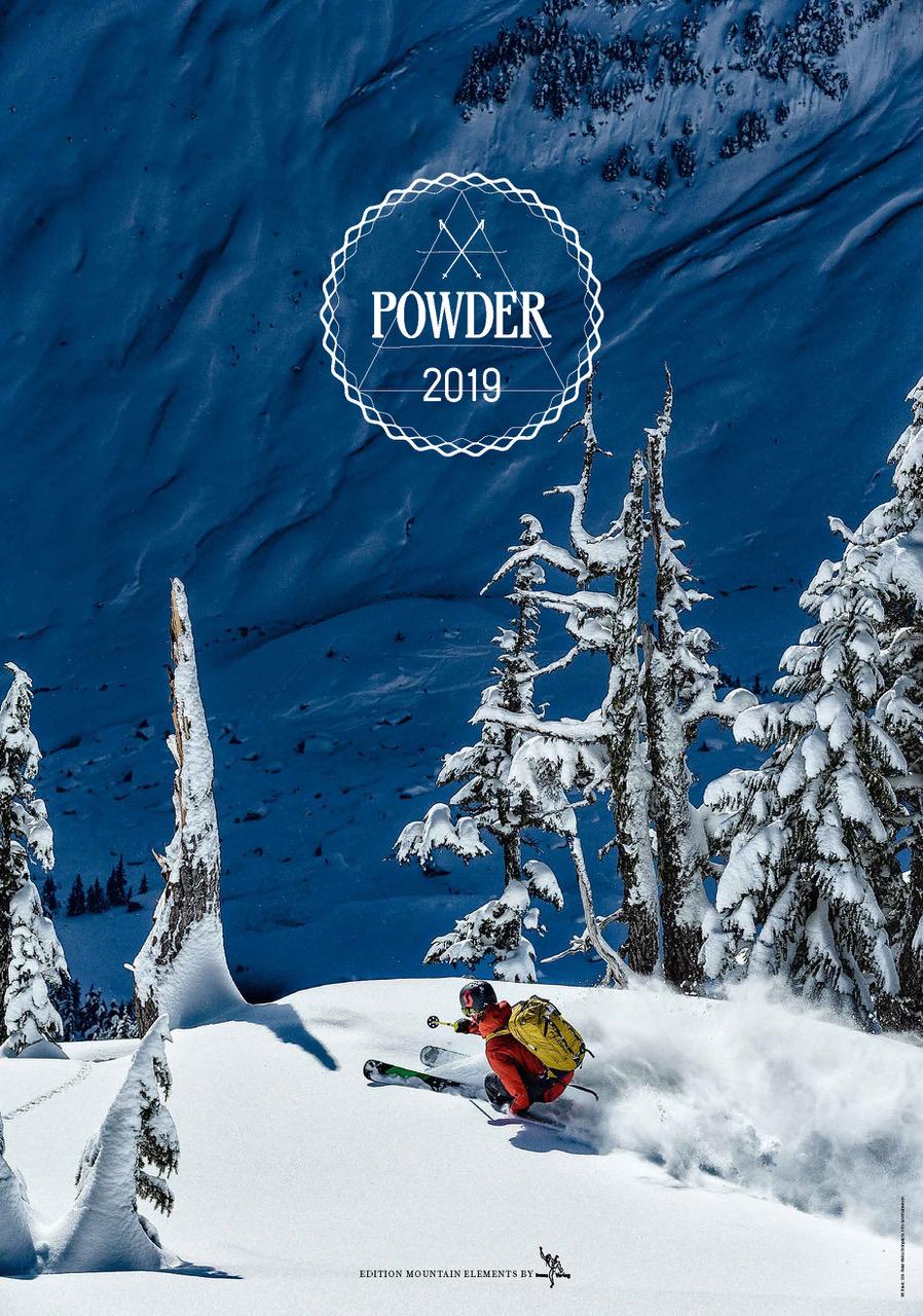 Kalender Weihnachten 2019.Powder Kalender 2019 Powderguide
